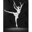 MK-008 Arabesque Balanchine