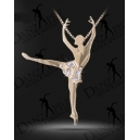 MK-008-iro Arabesque Balanchine